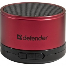 Колонка DEFENDER 1.0 Wild Beat Red 4 Вт, красный