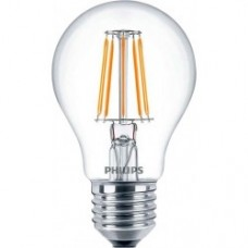 Лампа світлодіодна Philips LED Fila ND 7.5-70W E272700K 230V A60 1CT APR