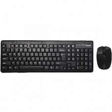 Комплект HAVIT HV-KB553GCM wirelessUSB, black