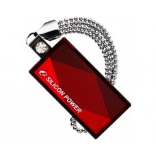USB 2.0 SiliconPower Touch 810 8GB Red