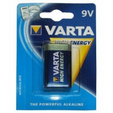Батар.VARTA HIGH ENERGY (6LR61,9V) FSB1