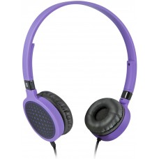 Навушники DEFENDER Accord HN-048 purple 1.2 m.