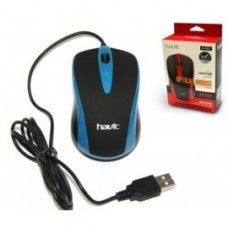 HAVIT мышь HV-MS675 USB, blue