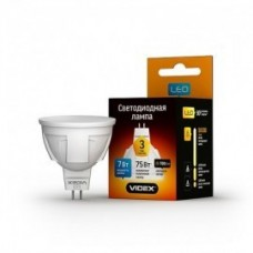 LED лампа VIDEX MR16 7W GU5.3 4100K 220V (VL-MR16-07534)