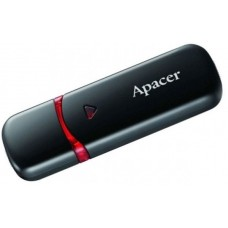 USB 2.0 Apacer AH333 16Gb black