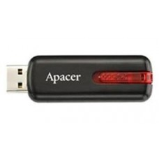 USB 2.0 Apacer AH326 4Gb Black