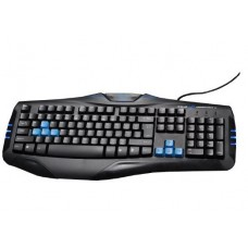 Клавіатура E-BLUE Cobra EKM057BKR Gaming USB black