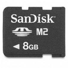 SanDisk micro M2 (Sony) 8GB