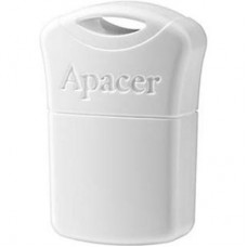 USB 2.0 Apacer AH116 32Gb white