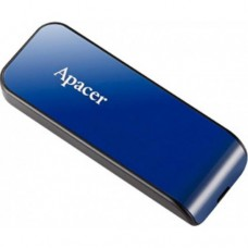 USB 2.0 Apacer AH334 64Gb blue