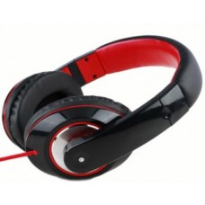 Навушники HAVIT  HV-H613D, black/red